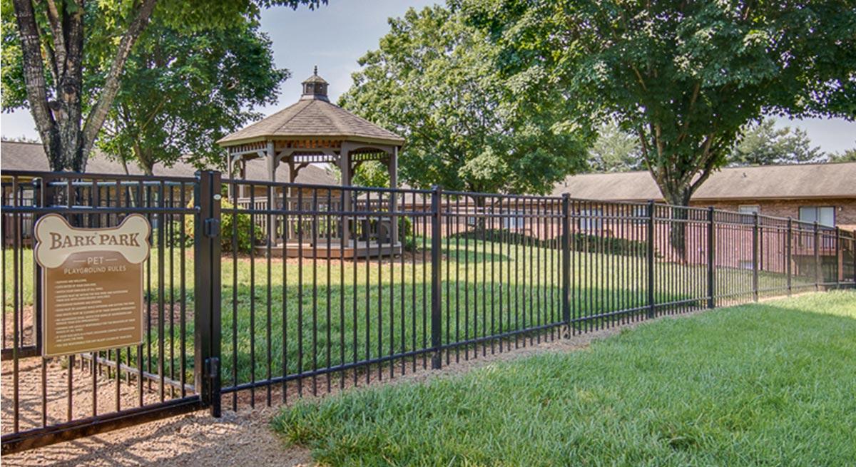 Ginkgo Residential | Bark Park Dog Park